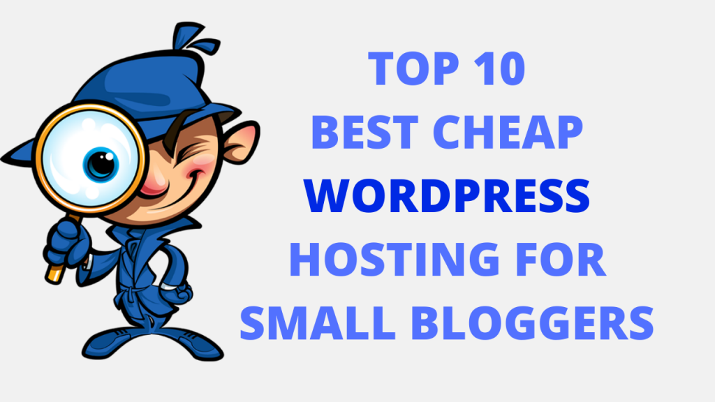 Best Cheap Hosting For Small Bloggers